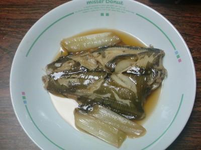 美味しそうな煮魚のイメージ