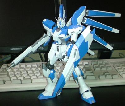 MG 1/100 RX-93-ν2 Hi-νガンダム